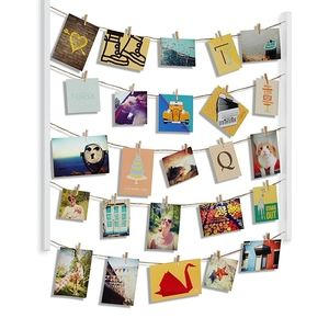 Picture frame multi photo display